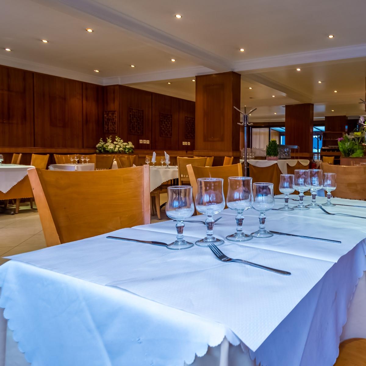 Restaurant Indien Taj Mahal