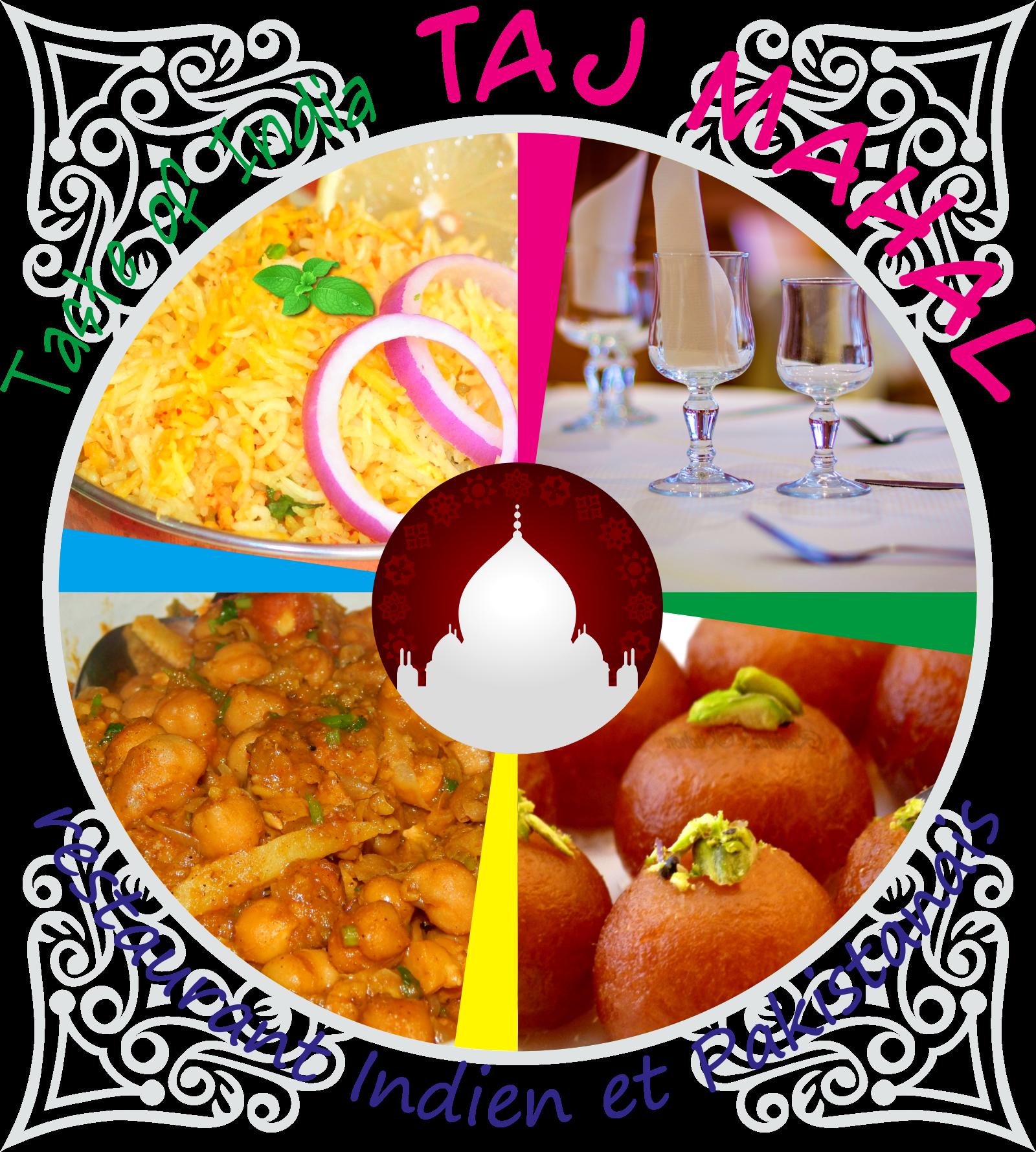 Taj Mahal restaurant indien et pakistanais