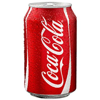 Coca cola (33 cl)