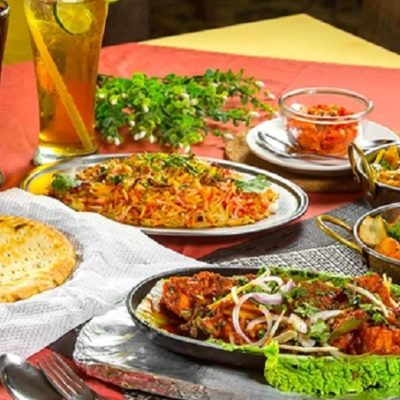 Indien menu
